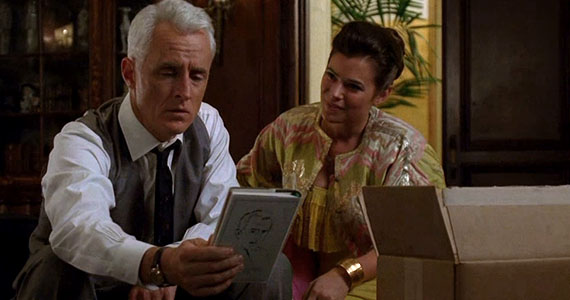 Mad Men Roger Sterling Lee Garner Jr