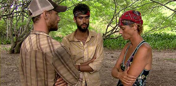 Survivor Nicaragua Chase Holly Sash