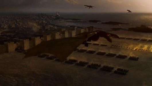 Dragões Game of Thrones 3x04