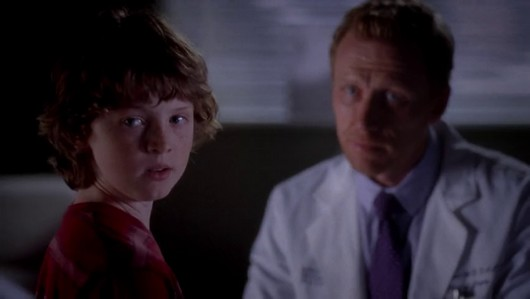 Owen e Ethan Greys 9x21
