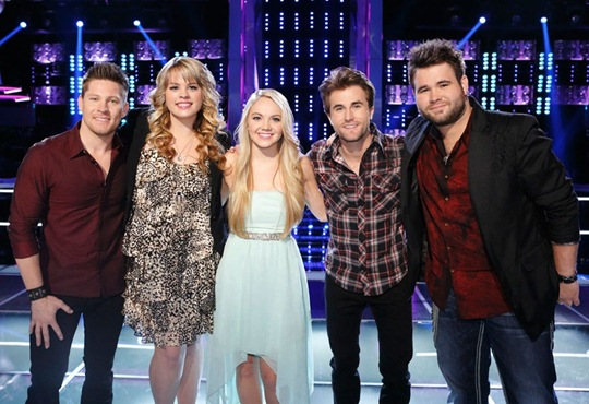 Team Blake_the voice