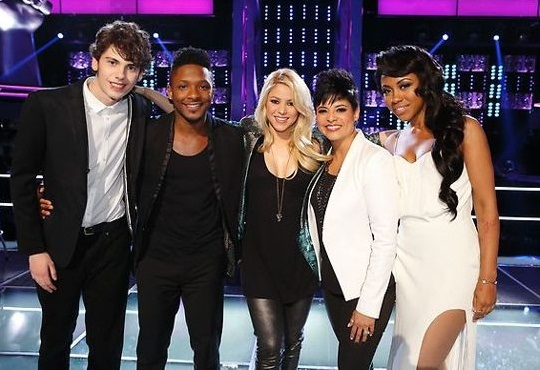 Team Shakira_the voice