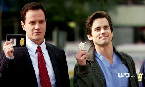 White Collar Peter e Neal