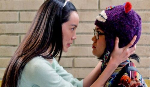 Becca-x-faces-off-against-Ming-Jessika-Lu-in-Awkward.-3x09-627x320