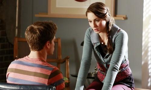 Spencer e Toby PLL