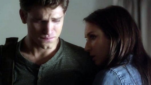 Spencer e Toby Pretty Little Liars