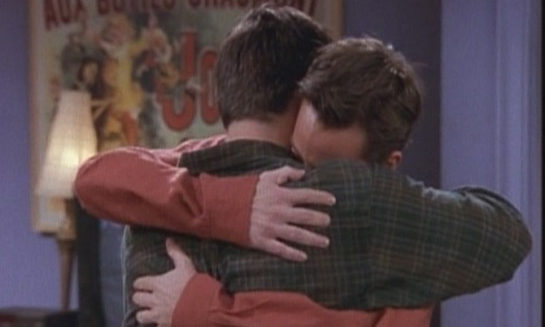 Joey e Chandler