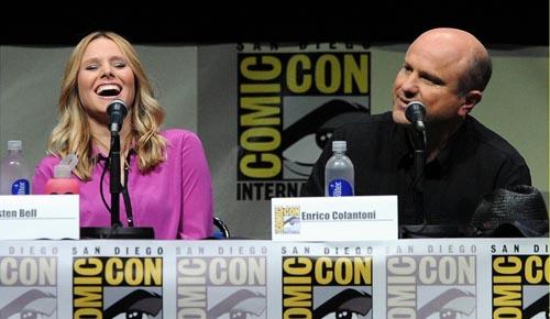 Veronica Mars na Comic-Con