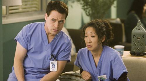 George e Cristina