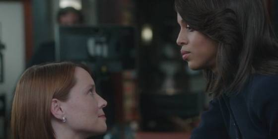 Scandal Olivia e Jeannine