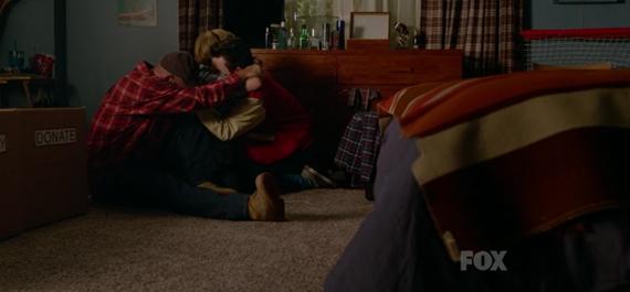 Carol, Kurt e Burt