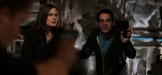 Booth, Brennan e Pelant