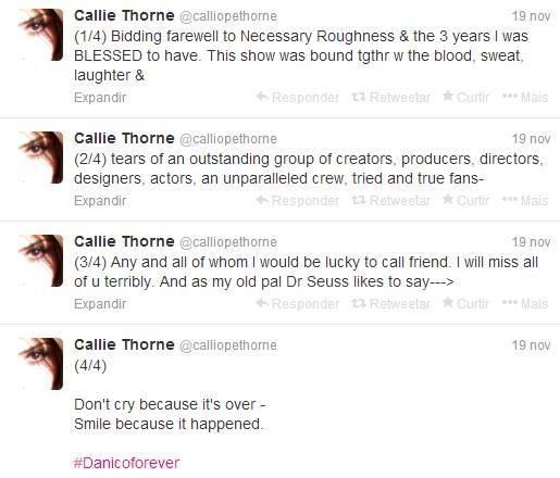 callie thorne