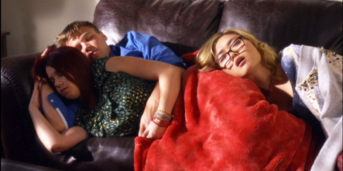 The-secondary-cast-spends-the-night-on-the-couch-in-Awkward.-3x18-