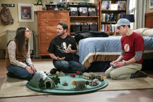Wil tenta fazer com que Sheldon se sinta bem