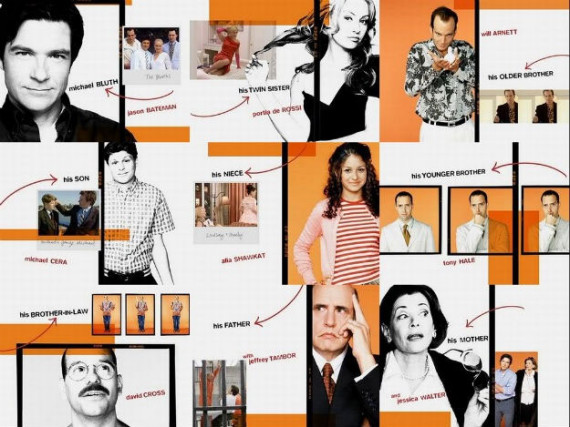 Arrested Development Grafico