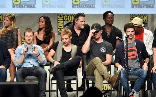 Warner Bros. Television & DC Entertainment World Premiere Presentation - Comic-Con International 2014