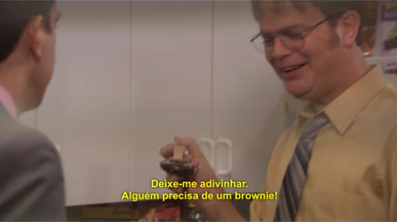 Dwight-Schrute-brownies