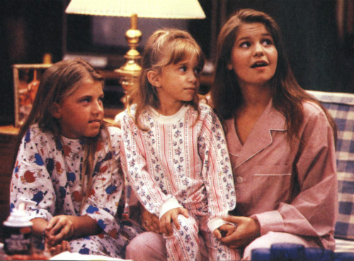 As meninas da série