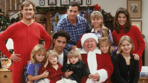 O Natal sempre é especial na casa dos Tanner