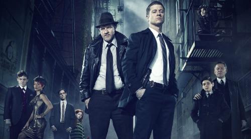 Elenco de Gotham