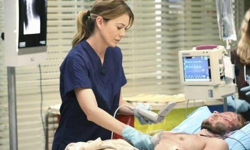 Grey's Anatomy 11x01 - Meredith