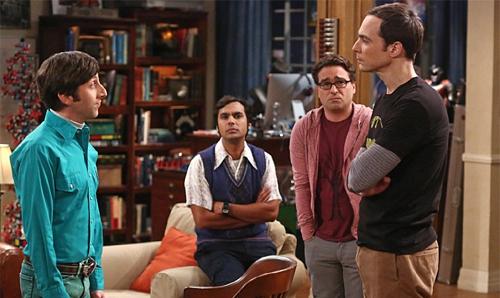 The Big Bang Theory - 8x02