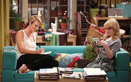 The Big Bang Theory - Penny e Bernadette