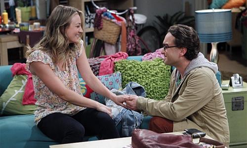 Penny e Leonard - The Big Bang Theory