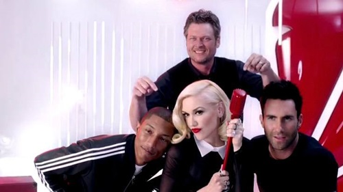 7ª temporada de The Voice com Gwen Stefani e Pharrell Williams