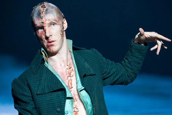 Benedict Cumberbatch - Frankenstein