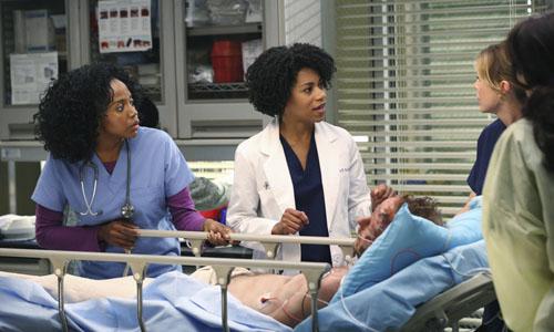 Grey`s Anatomy - Meredith e Pierce