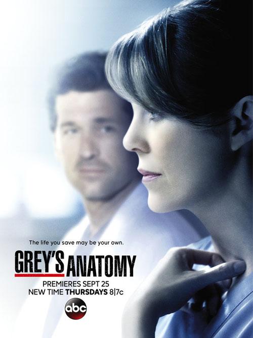 Grey's Anatomy Pôster