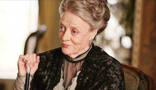 Violet Crawley - Downton Abbey