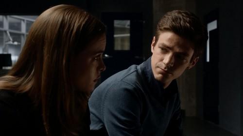 Barry e Caitlyn