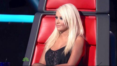 Christina Aguilera está de volta