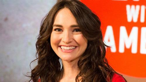 A atriz Kara Luiz