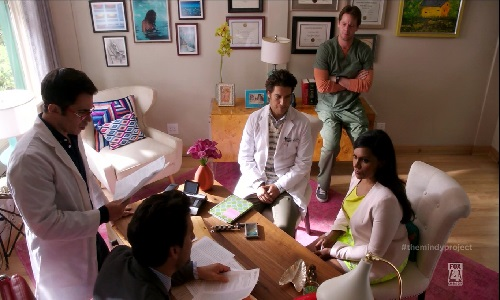 The Mindy Project - Meeting