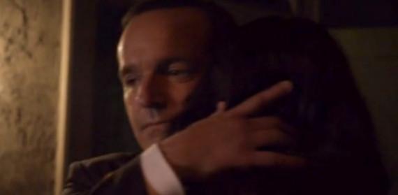 coulson hug