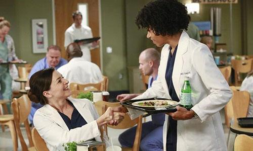 Grey`s Anatomy 4X02 - Maggie e Amelia