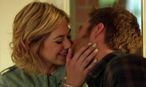 Primeiro beijo de Dana e Peter - Manhattan Love Story