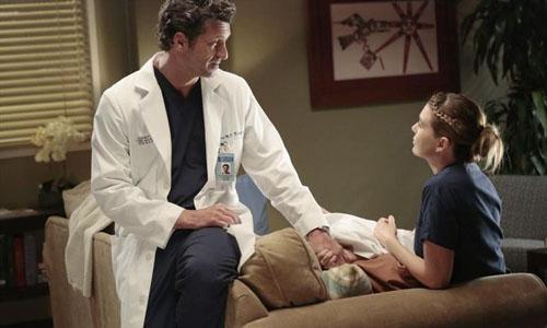 Meredith e Derek - Greys Anatomy