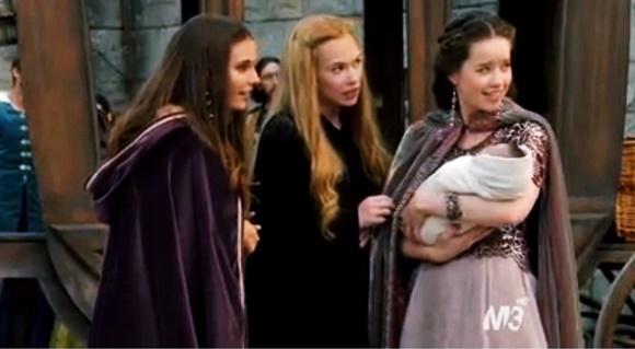 Reign - Lola, Greer e Kenna