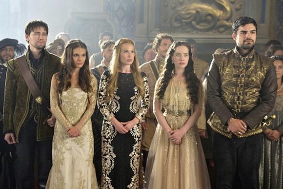 Reign - 2x03 Coronation