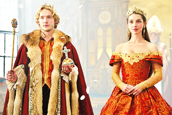 Reign - 2x03 Francis e Mary