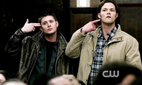 supernatural sam e dean