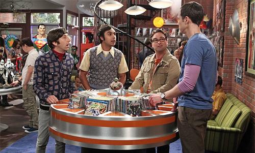 Meninos planejam sociedade - The Big  Bang Theory