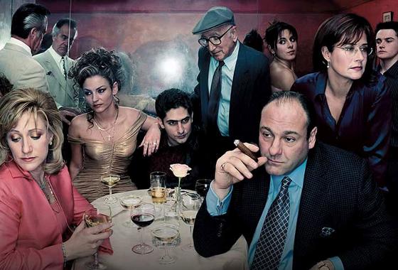 Se você gostou de Breaking Bad, vai gostar de The Sopranos