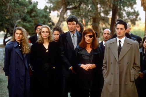 Elenco de Twin Peaks