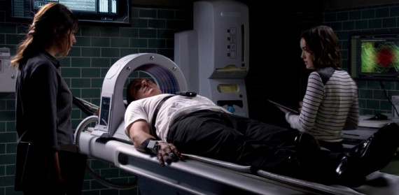 Coulson, Skye Jemma e a maquina